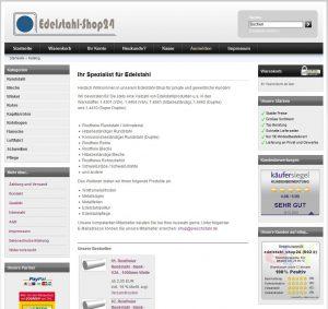 Edelstahl-Shop24.de