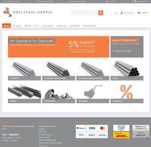 Edelstahl-Shop 24